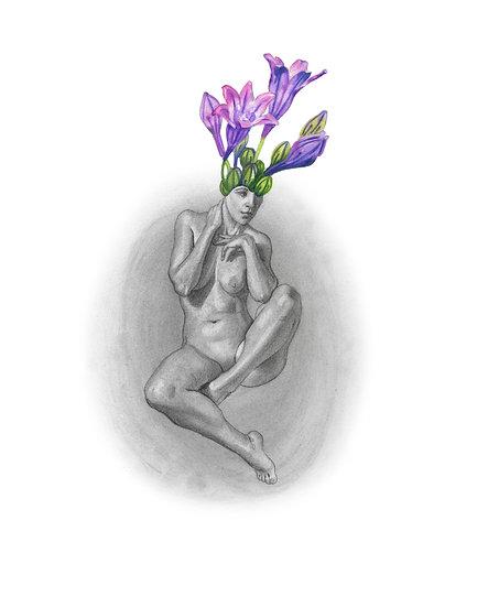 Lady Bloom 2