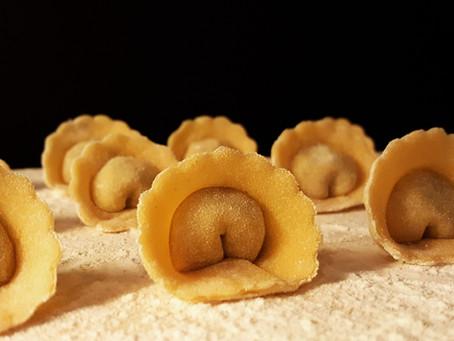 Mushroom Tortellini.