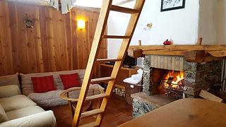 Chalet Milou Whiteroomchalet Whiteroomchalet Winter Ski Holidays French Alps Sainte Foy Self Catered