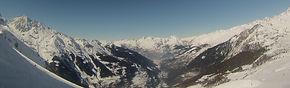Sainte Foy Resort Tarentaise Valley Ski Snowboard France French Alps