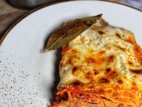 Rainbow Chard Lasagne