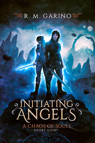 Initiating Angels Book Cover