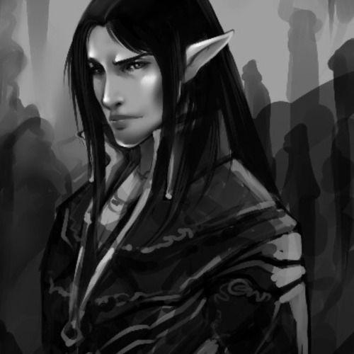 fantasy book character