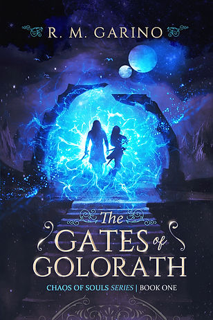 The Gates of Golorath Book Cover