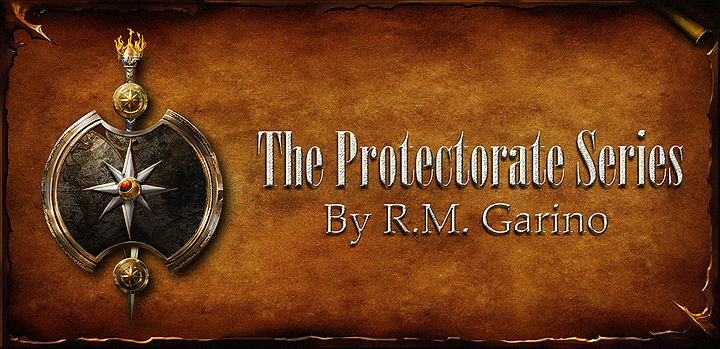 The Protecorate Series by R.M. Garino
