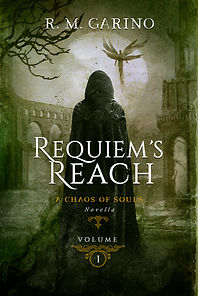 Requiem's Reach by Epic Fantasy Author R.M. Garino