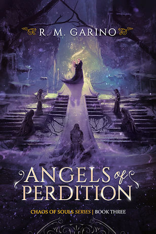 ANGELS OF PERDITION Book Cover