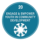 Goal 20: Engage & Empower Youth in Community Development