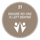 Goal 21: Ensure No One Is Left Behind