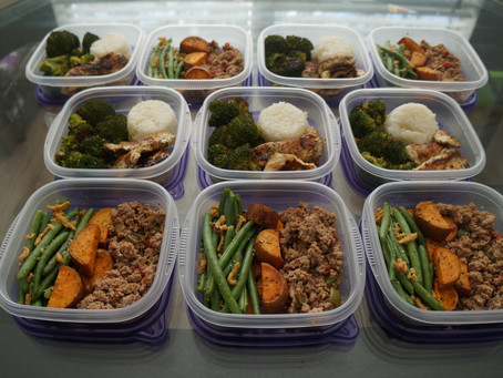Quick & Easy Meal Prep Under 30 Minutes!