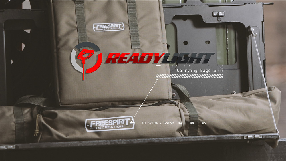 ReadyLight carrying bags