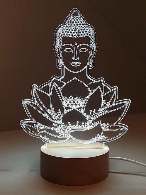 Buddha LED Luucht