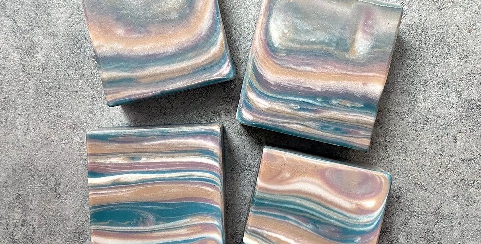 榛果保濕木紋皂  - 95g,100g,110g