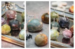 D1. 創意蠟燭製作 - 條紋大理石蠟燭、寶石蠟燭