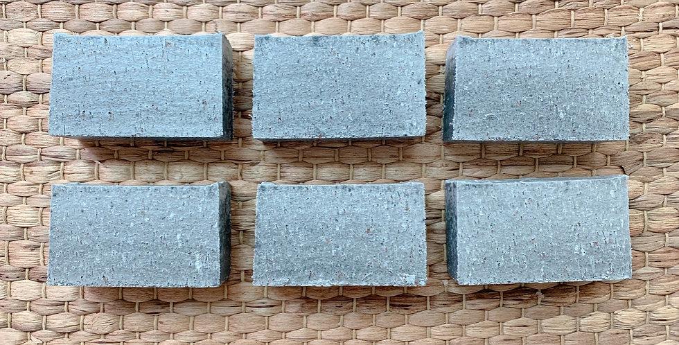 喜瑪拉雅岩鹽皂 (溫泉黑鹽) - 95g