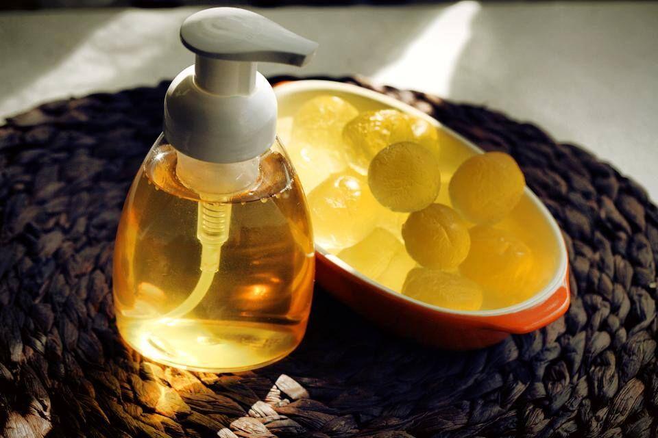 C1. 液體皂- 卸妝潔臉液體皂