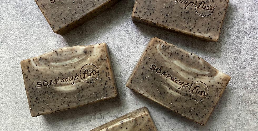 香草咖啡薄荷皂 - 90g, 95g