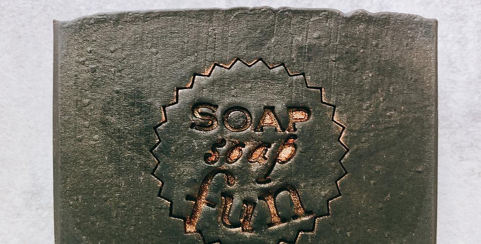 以色列死海泥(竹炭)皂 - 85g