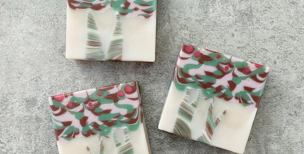 酪梨潔淨皂(Apple Tree)-110g
