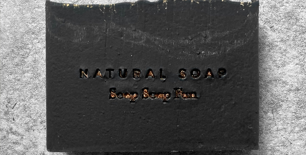 以色列死海泥竹炭皂 - 85g,95g