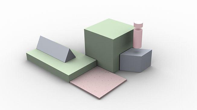 Caixas 3D