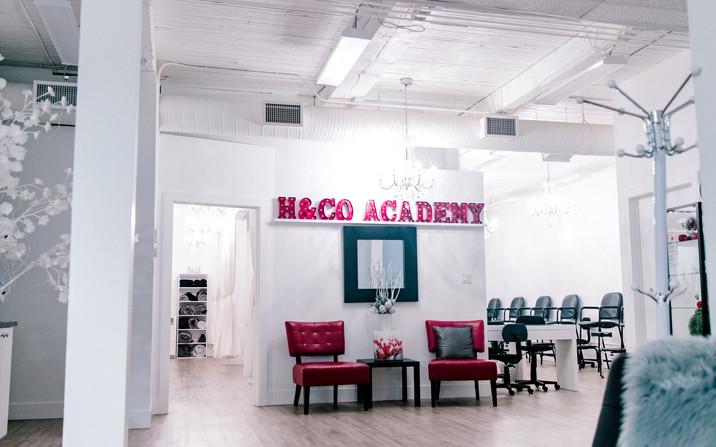 H&Co Academy Esthetics