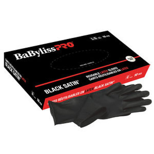 BaBylissPro Reusuable Latex Gloves