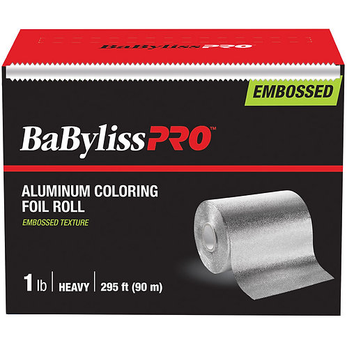 BaBylissPro Aluminum Coloring Foil Roll