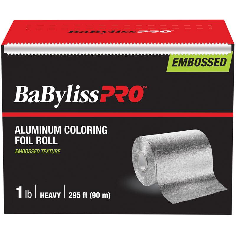 BaBylissPro Aluminum Coloring Foil Roll