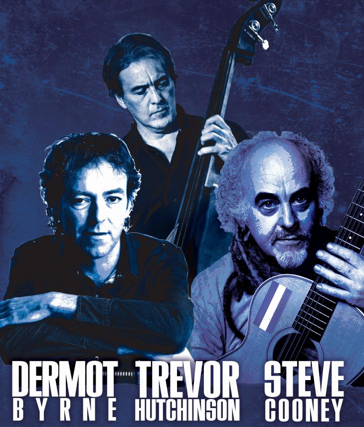 Dermot Byrne , Steve Cooney, Trevor Hutchinson