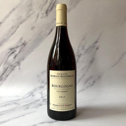 2017 Pinot Noir « Les Gamets » Domaine Dubuet-Monthelie