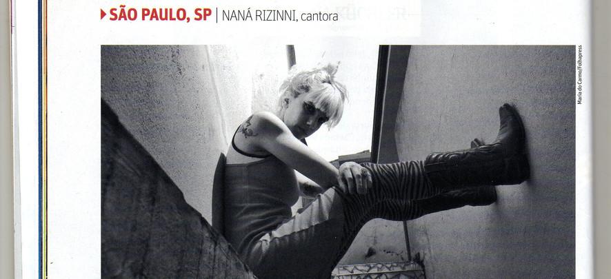 Sao Paulo Magazine 2011