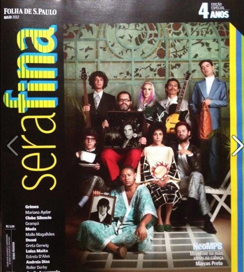 Serafina Cover