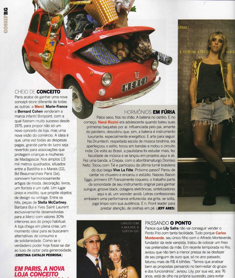 Vogue RG 2009