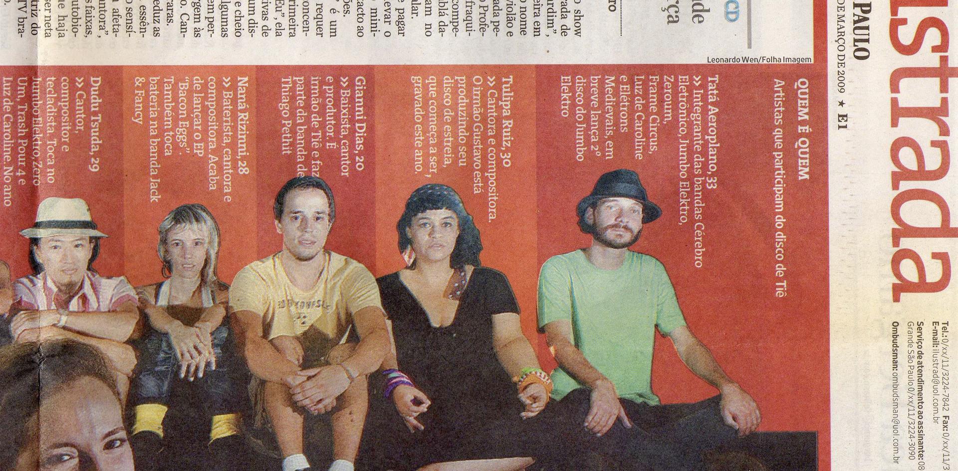 Folha Ilustrada 2009