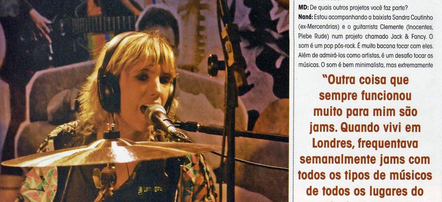 Modern Drummer Magazine 2009