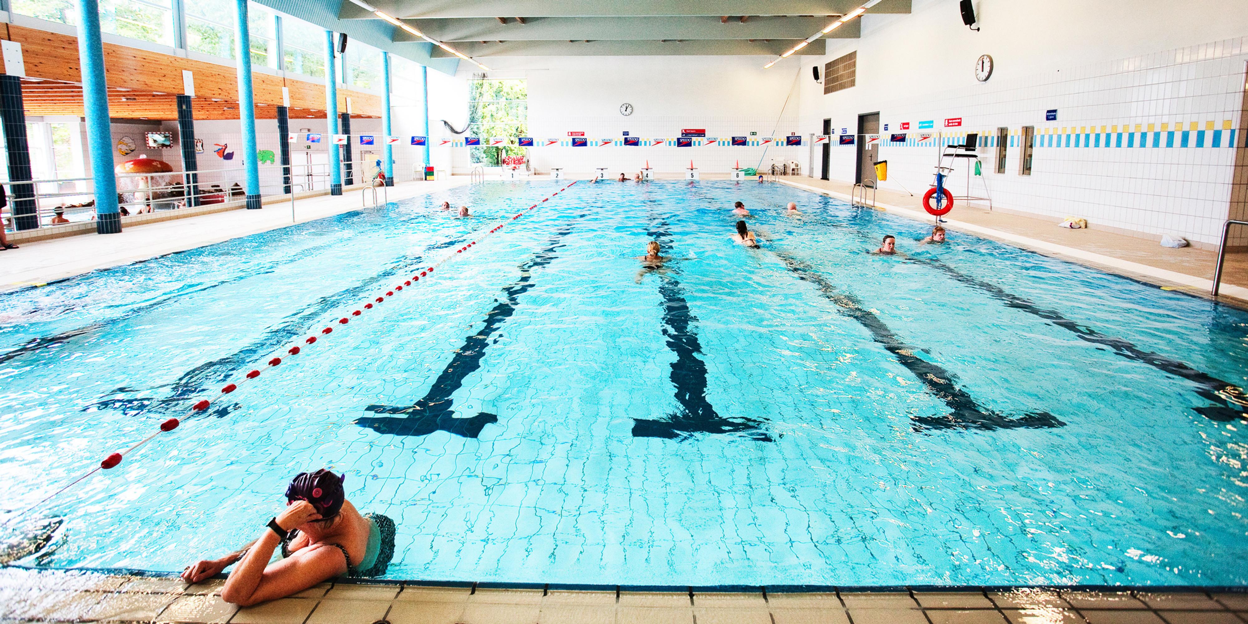 Prive zwemles Schoten