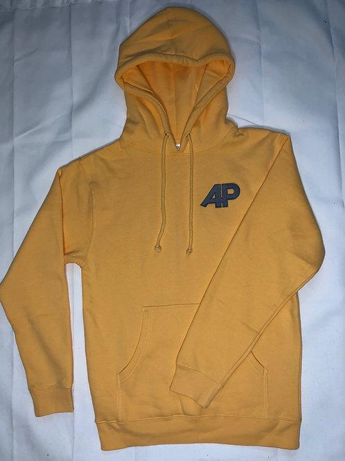 A4P Hoodie-Peach