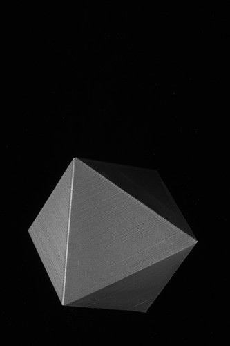 The Platonic Solids - Octahedron