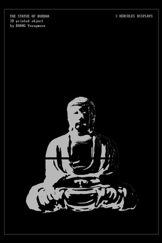 The (3D printed) Statue of Buddha