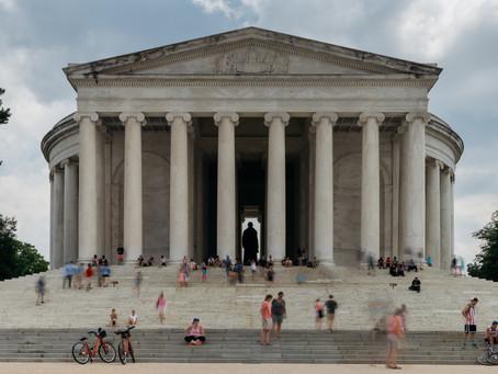 보이다 Be Seen - 토마스 제퍼슨 Thomas Jefferson 기념관
