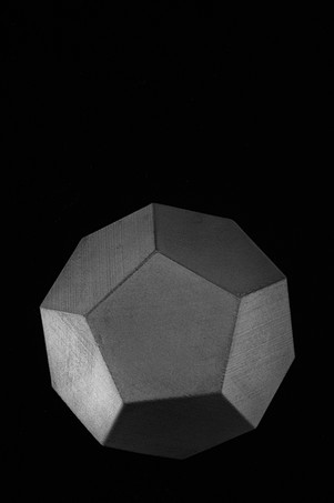 The Platonic Solids - Dodecahedron
