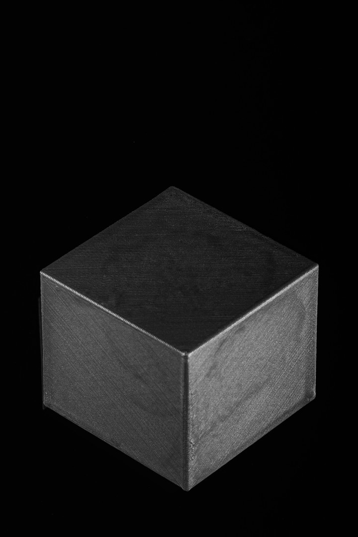 The Platonic Solids - Hexahedron