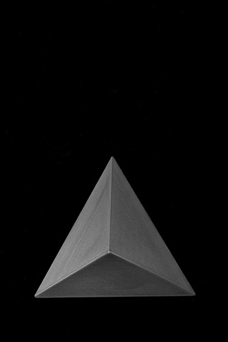 The Platonic Solids - Tetrahedron