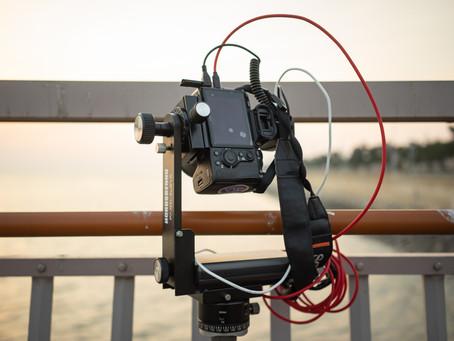 66분, 33분, 11분 7초의 장노출 - 사진연작 '응시' part 2 작업기: 촬영 기술