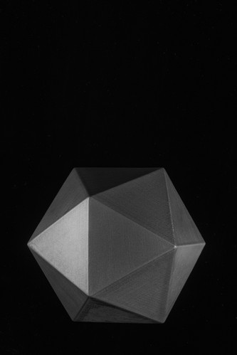 The Platonic Solids - Icosahedron