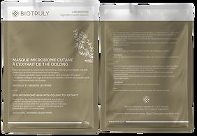 Masque au thé oolong | BIOTRULY