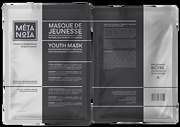 Masque anti-âge en tissus | BIOTRULY