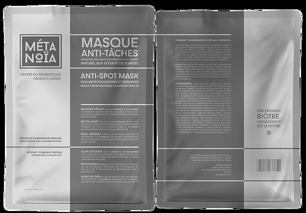 Masque anti-tâches   BIOTRULY