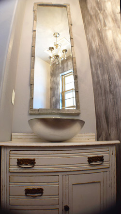 Powder Bathroom